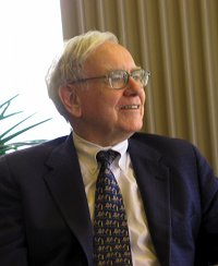 Warren Buffett, creative commons